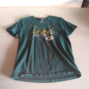 Medium Green Bay Packers NFL t-shirt